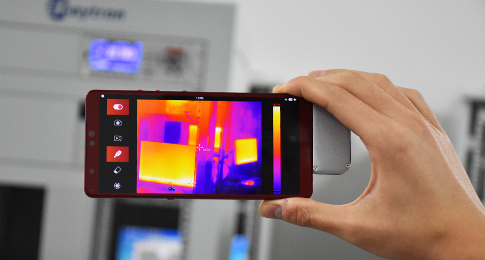 T3S Smartphone Kamera